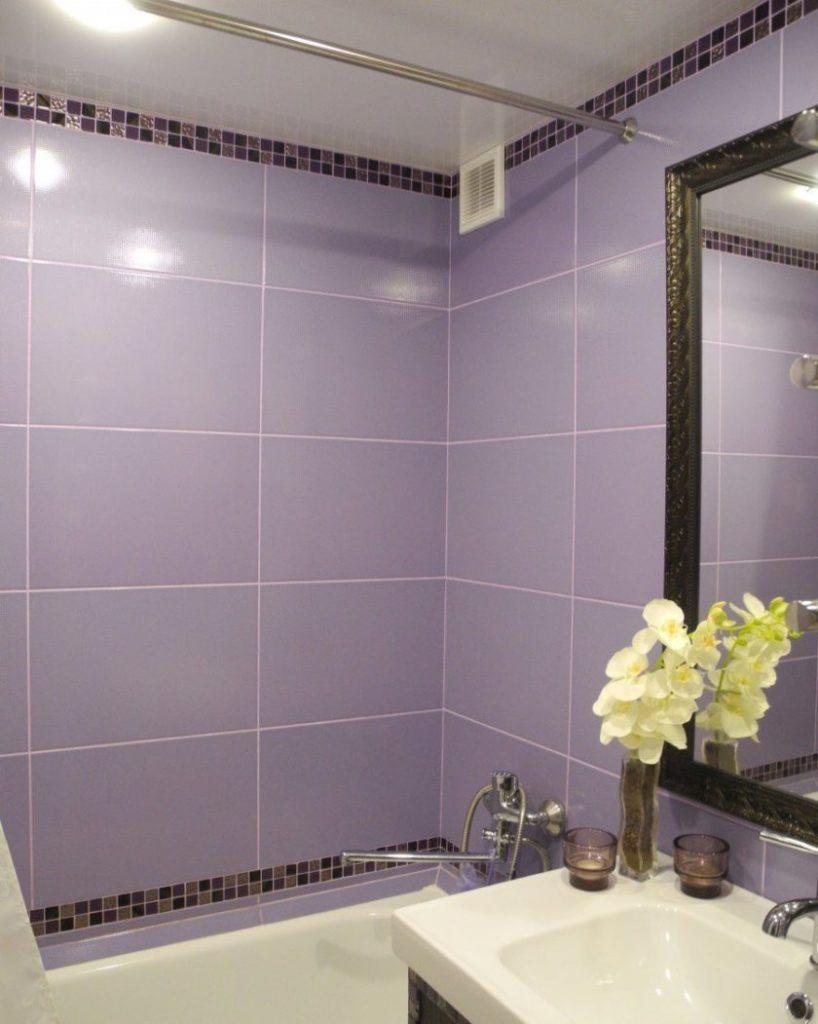 Сиреневая ванная комната фото дизайн ванных комнат пермь