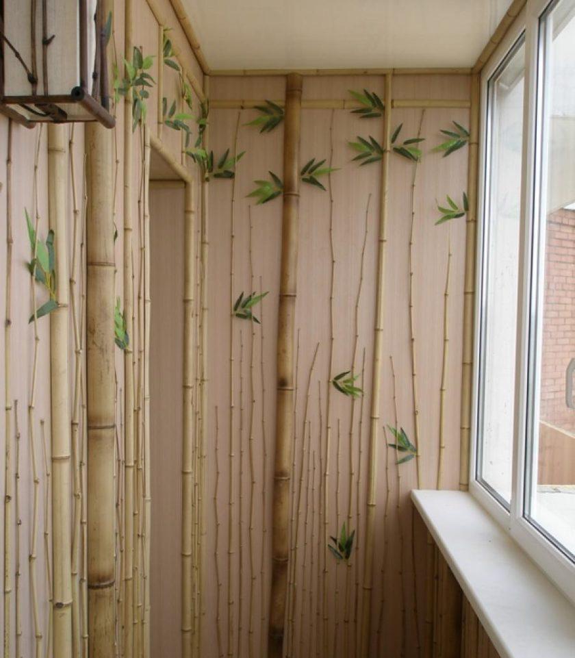 Маленький балкон - стильный и практичный дизайн (88 фото).