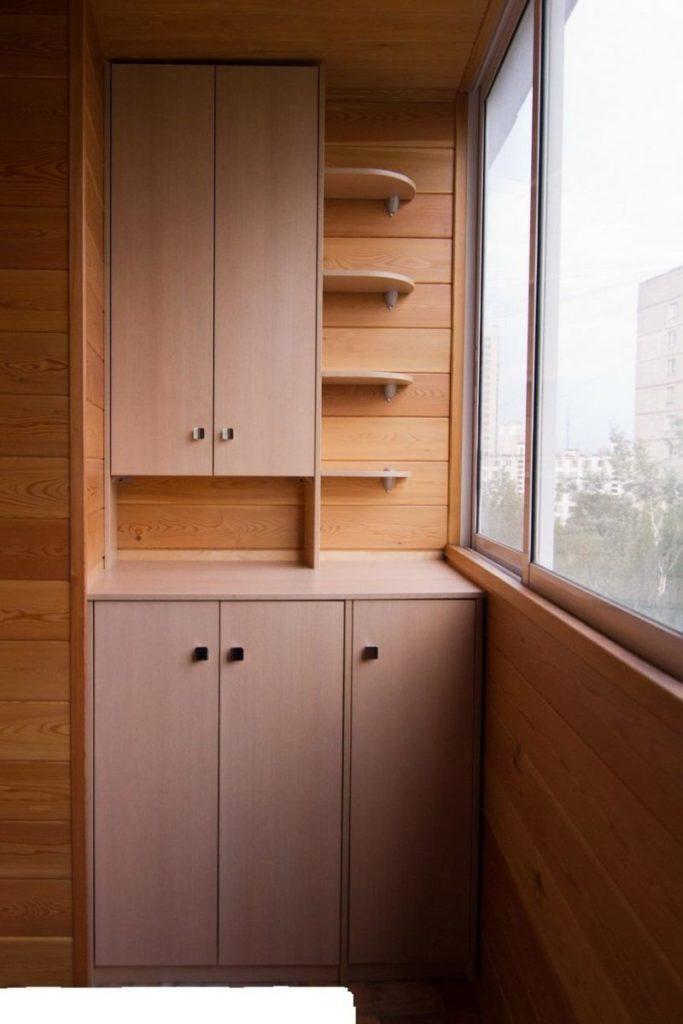 Спальня на балконе: как сделать своими руками дизайн интерье.