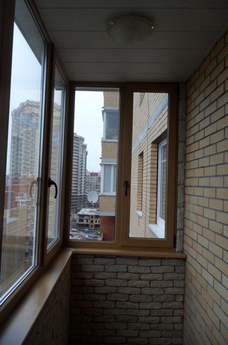 """Отделка балкона декоративным камнем"""" - карточка пользователя."""