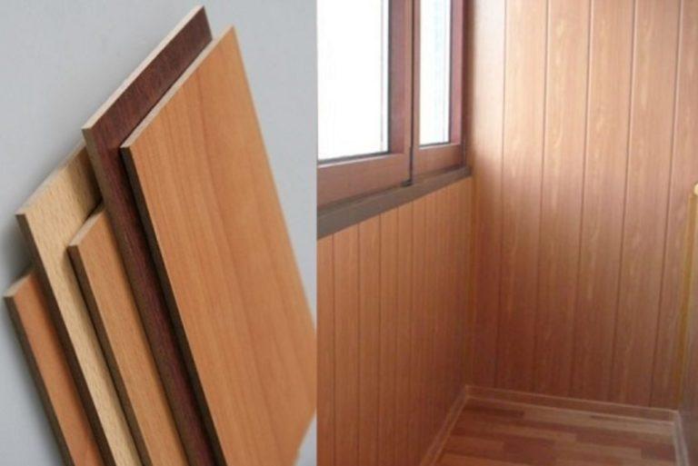 Отделка балкона панелями мдф своими руками пошаговая инструкция