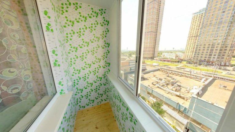 Отделка балкона пвх панелями - 80 фото лучших дизайнерских и.