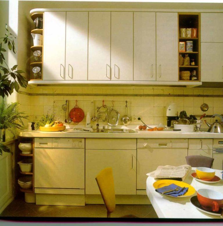 Украшаем кухонный гарнитур своими руками фото