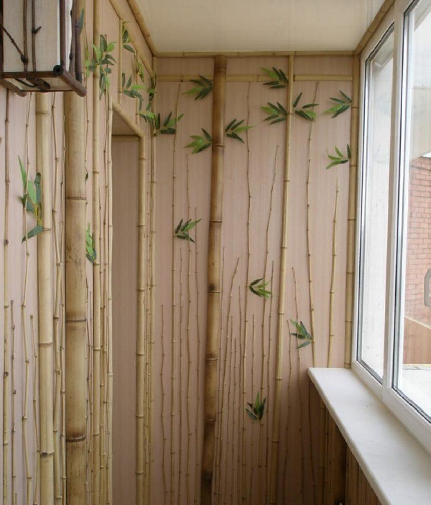 Стены на балконе - 88 фото идей стильного дизайна.