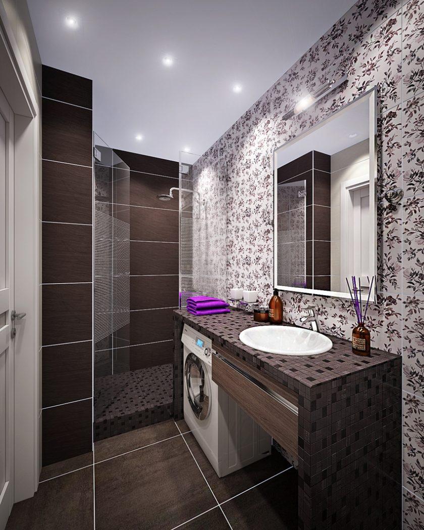 Бойлер в ванной комнате дизайн