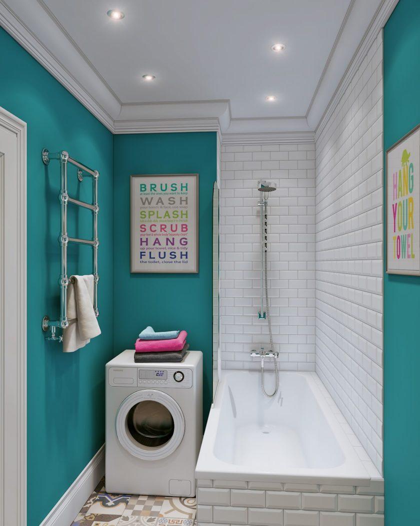 ванная комната 5 кв м 51 фото оформления для создания уюта