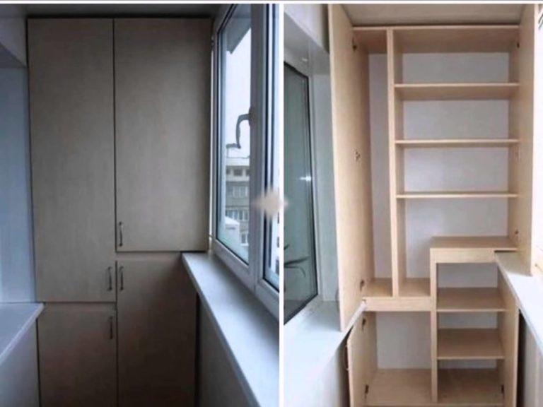 Ящик на балкон для продуктов - пошаговая инструкция (70 фото.
