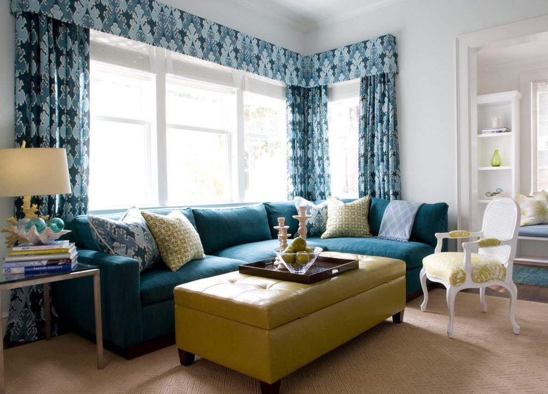 Текстиль в стиле модерн, шторы в гостиную.